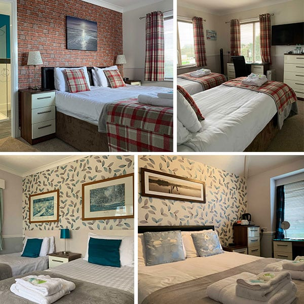 rooms on the North Bay Scarborough